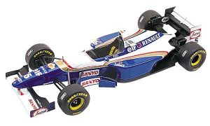 TMK198:  Williams Renault FW17 Argentina 1995  Winner Damion Hill